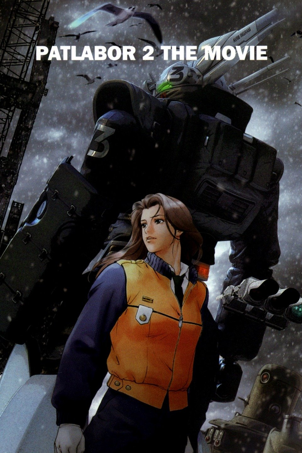 Patlabor 2: The Movie 1993