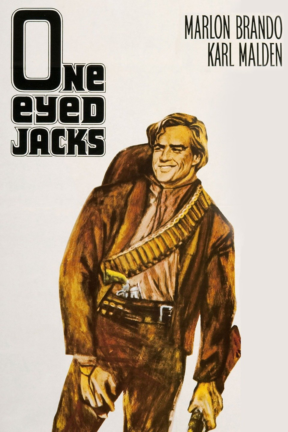 One-Eyed Jacks 1961