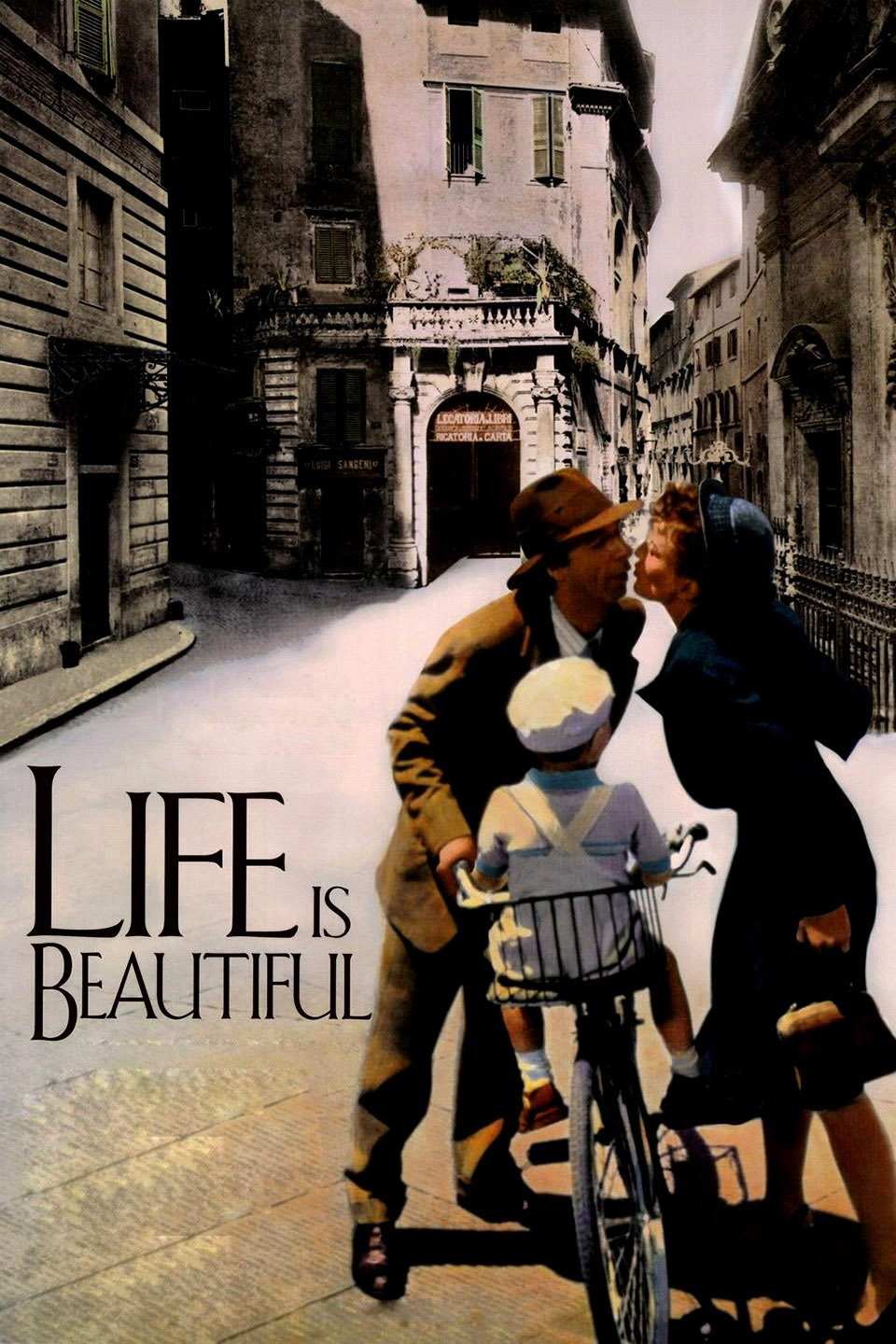 Life Is Beautiful 1997 Full Movie Download Hindi Dubbed HDRip 720p 1GB