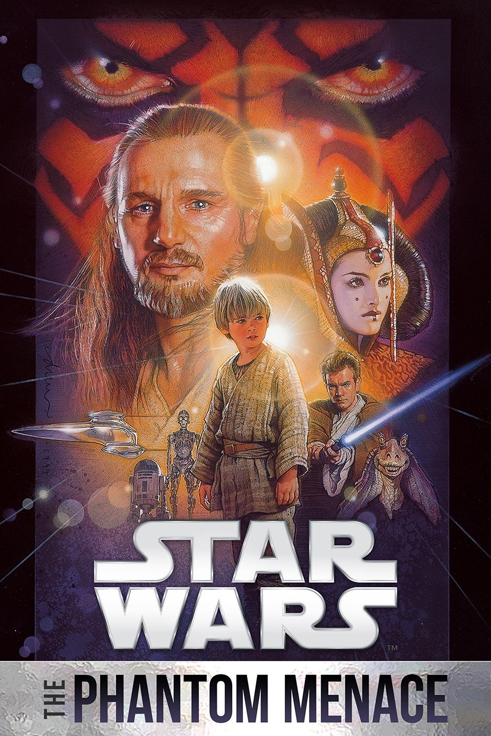 Star Wars: Episode I – The Phantom Menace 1999