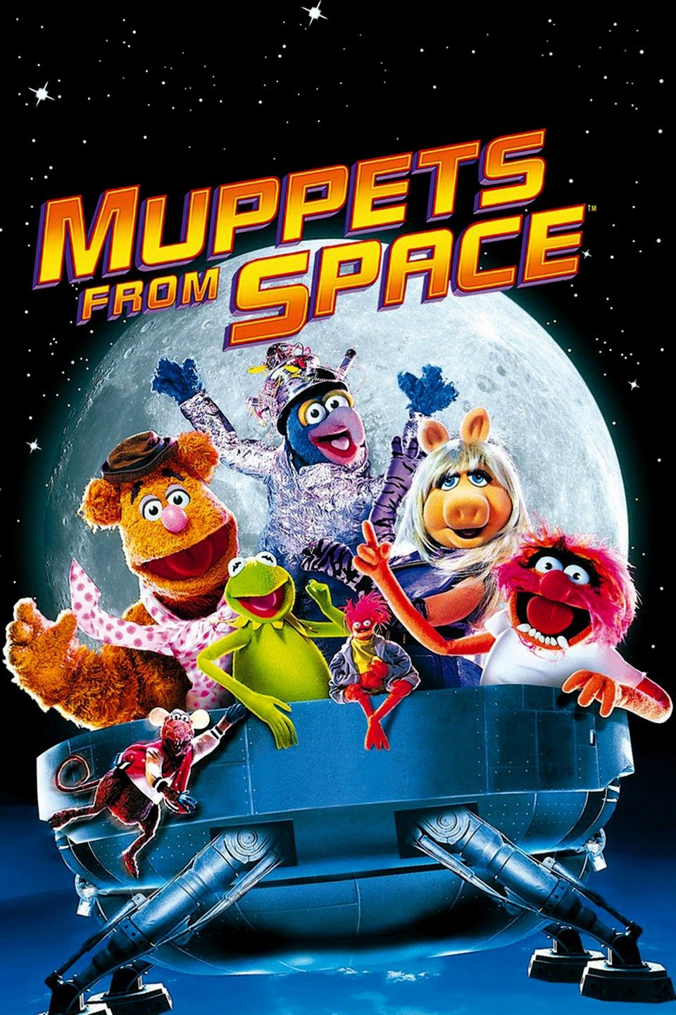 Image result for muppets from space