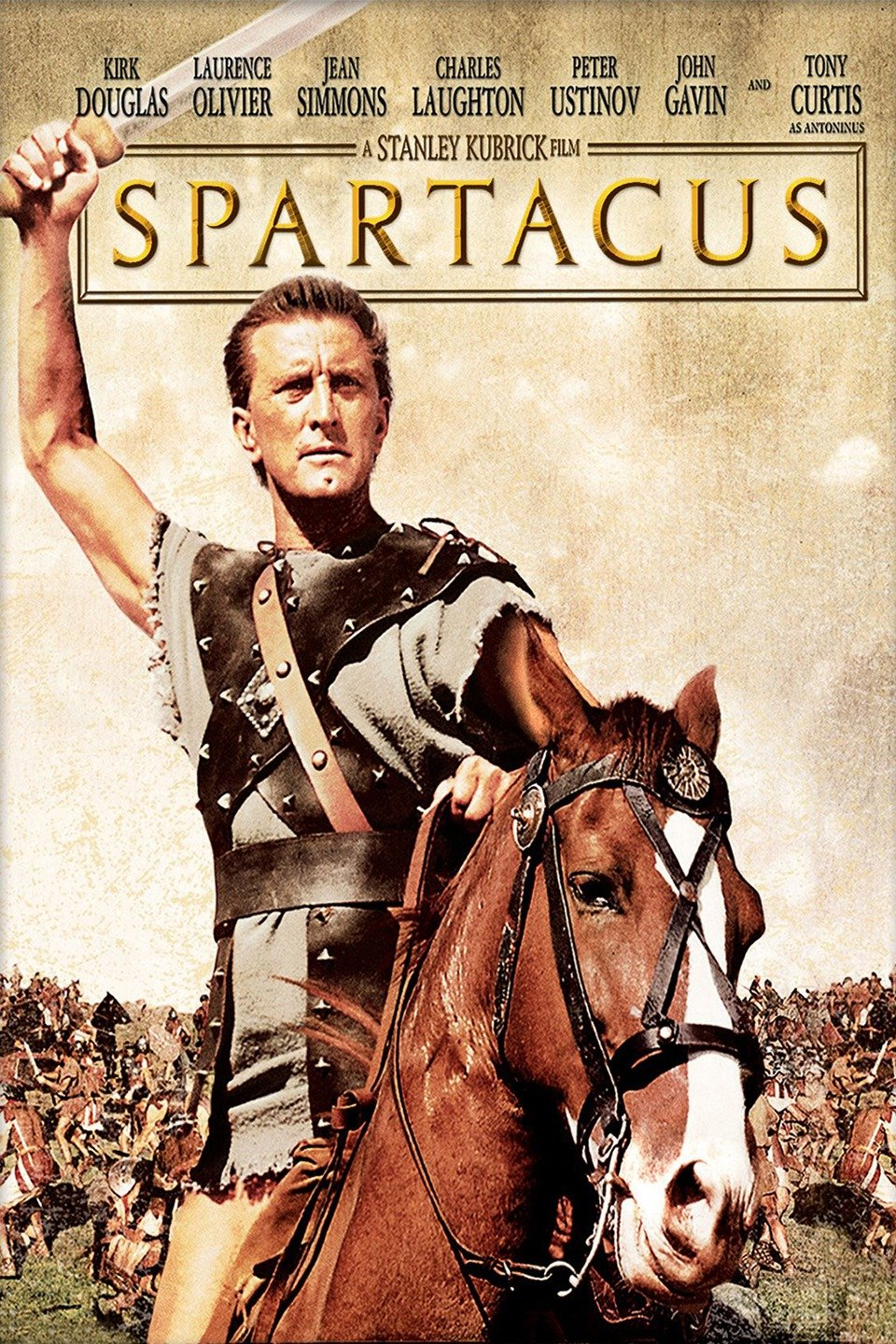 Image result for Spartacus (film)
