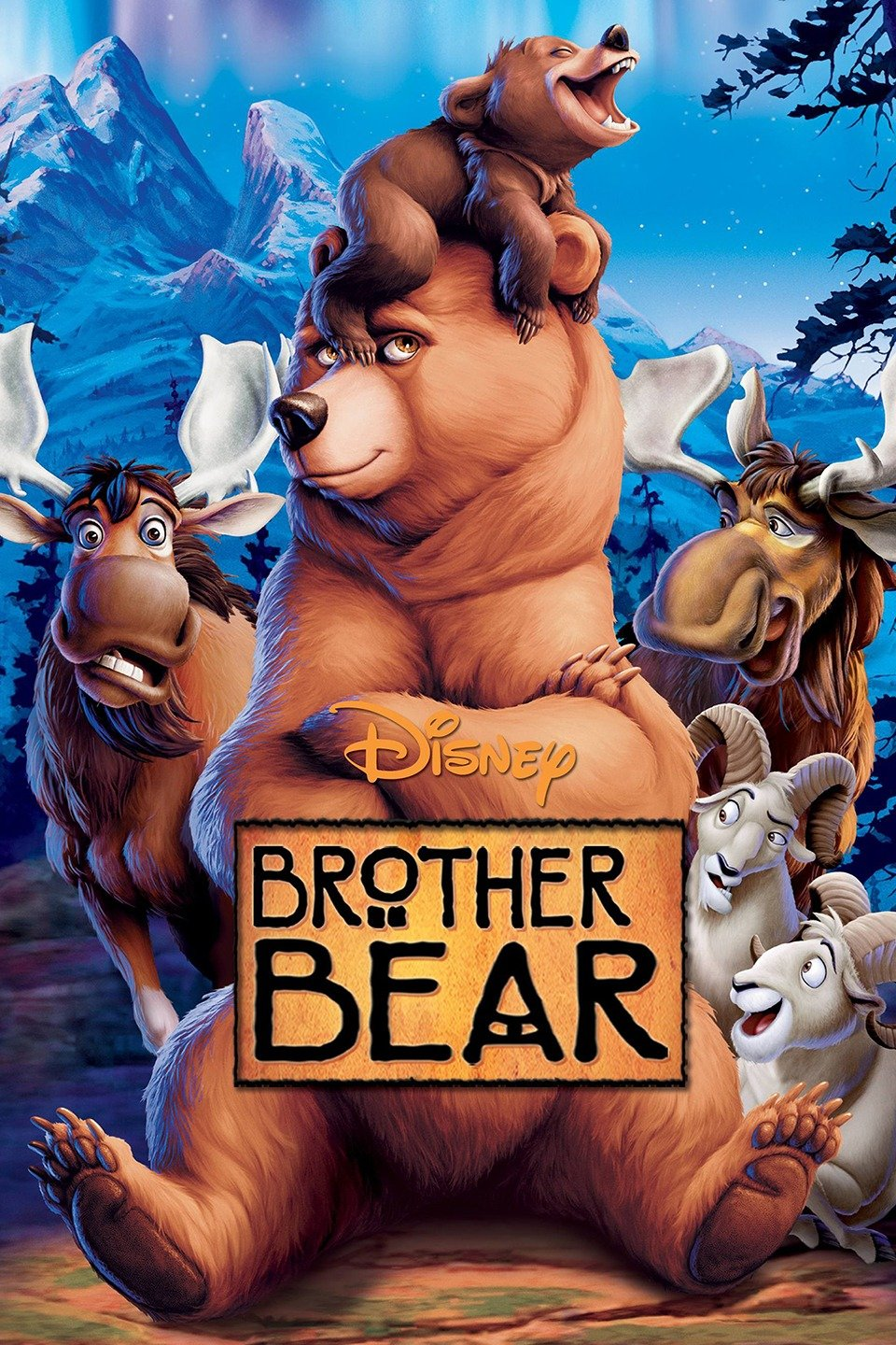 Image result for brother bear 2003