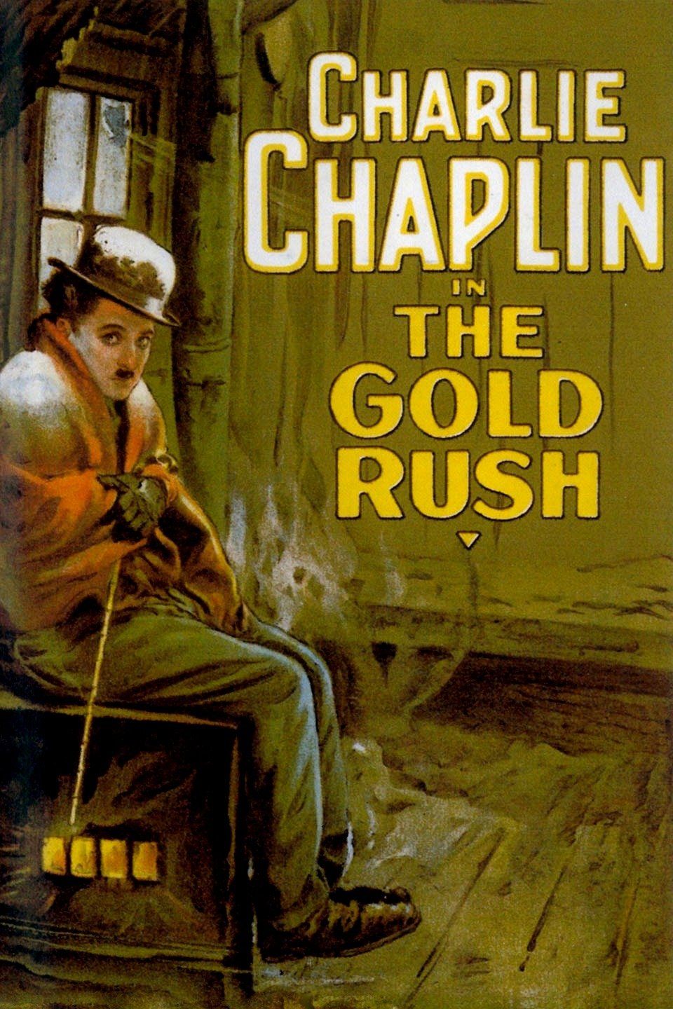 The Gold Rush 1925