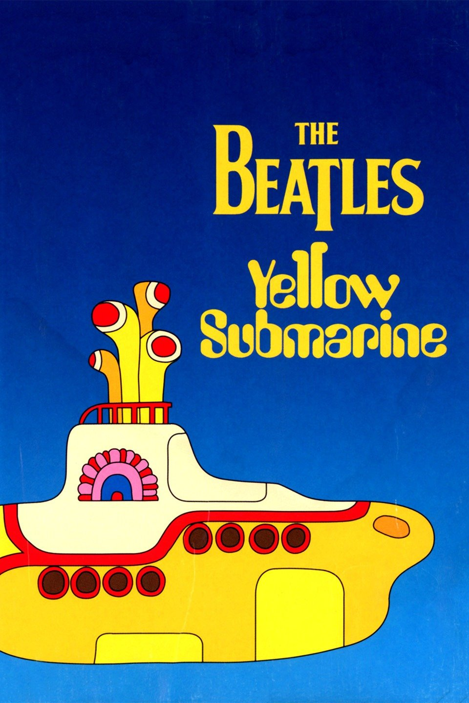 Image result for what year did yellow submarine come out