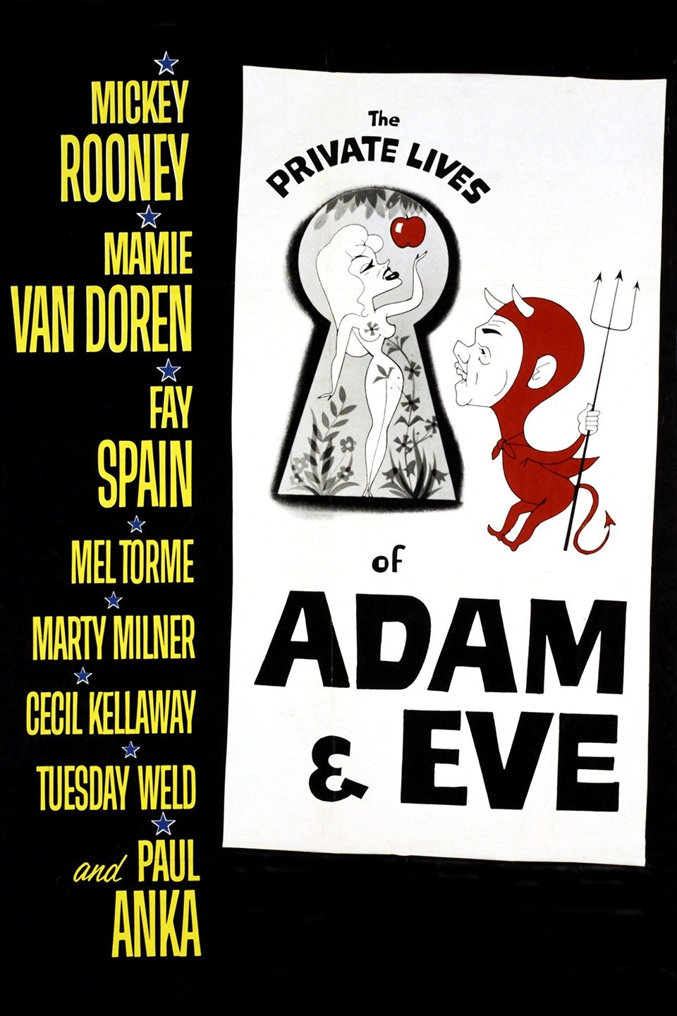 Image result for movie the private lives of adam and eve