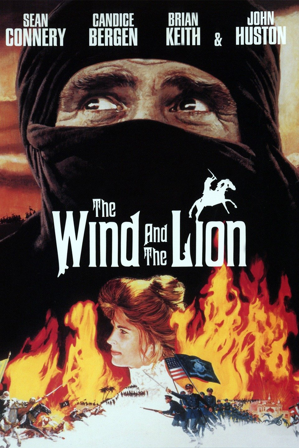 The Wind and the Lion 1975