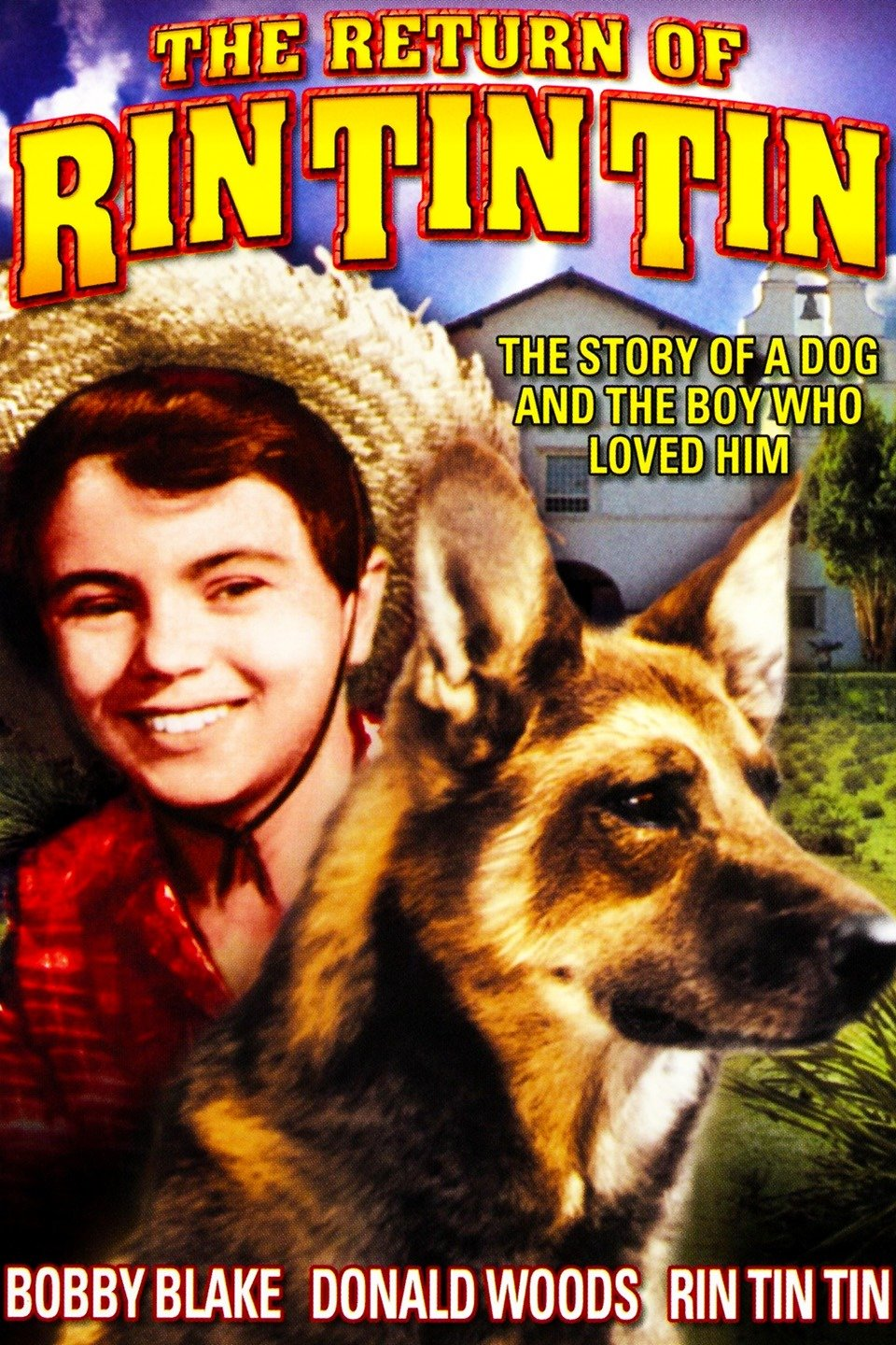Image result for is the return of rin tin tin