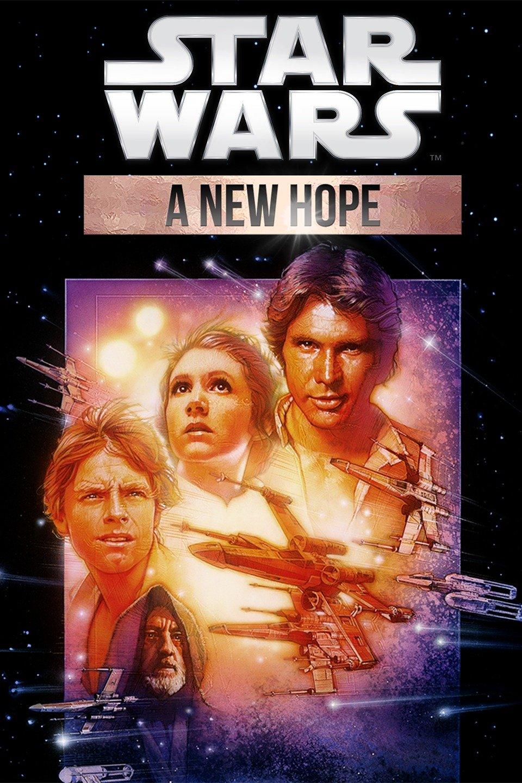 Star Wars: Episode IV – A New Hope 1977
