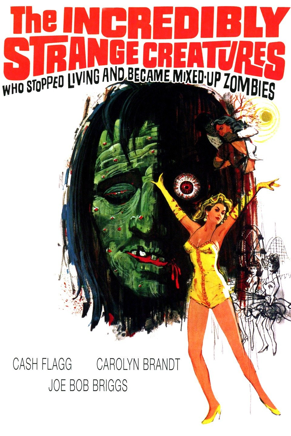 Image result for movie the incredibly strange creatures
