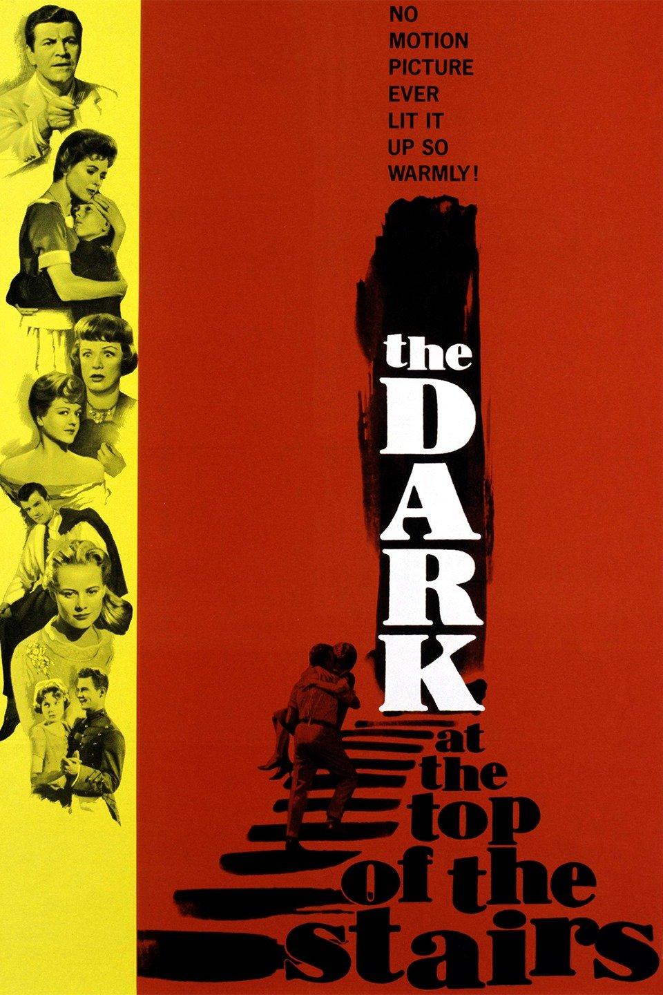 Image result for movie the dark at the top at the stairs