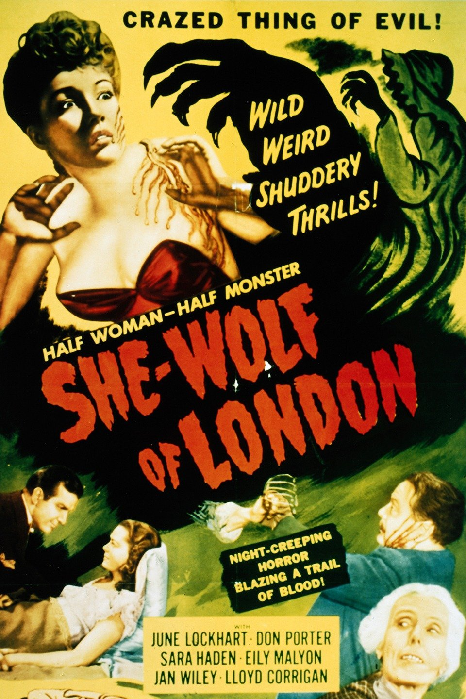 Image result for youtube she-Wolf of London