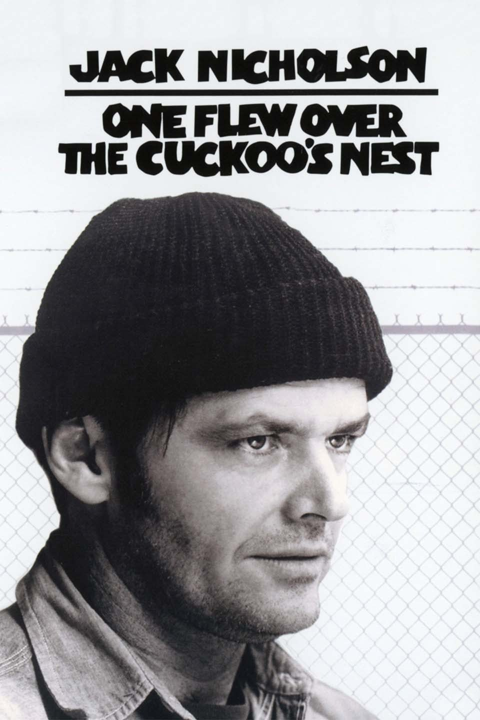 Image result for movie one who flew over the cuckoo's nest
