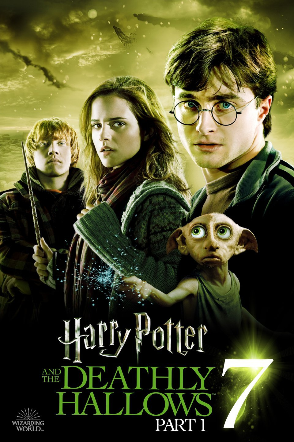 Image result for Harry Potter and the Deathly Hallows: Part 1