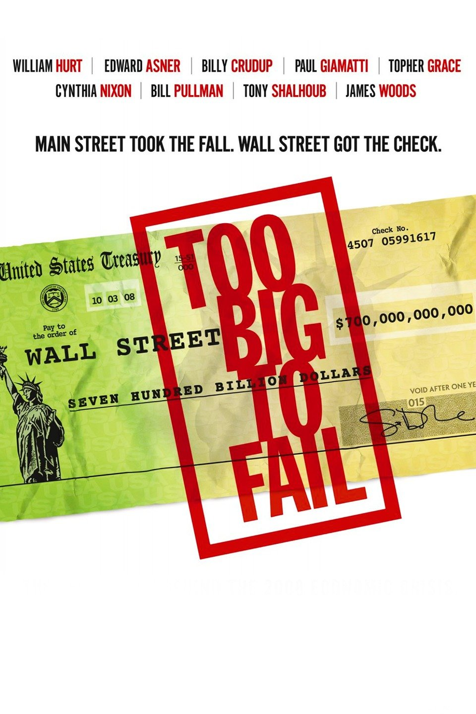 Image result for Too Big to Fail ( 2011 )
