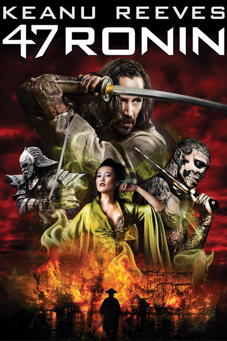 Image result for 47 Ronin (2013) 3D Movie