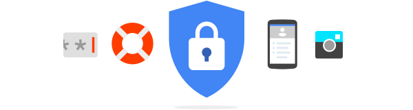 Google Security Page