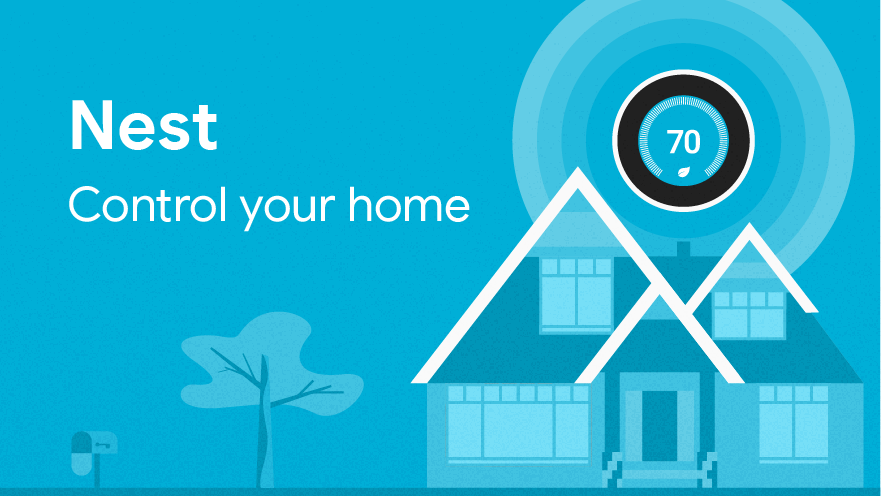 Nest - Control your home