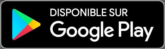 Disponible sur GooglePlay