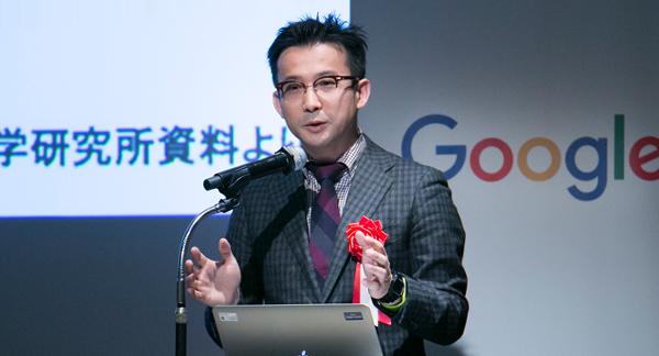HR カンファレンス Google と考える新卒採用戦略 モザイクワーク 杉浦 二郎氏
