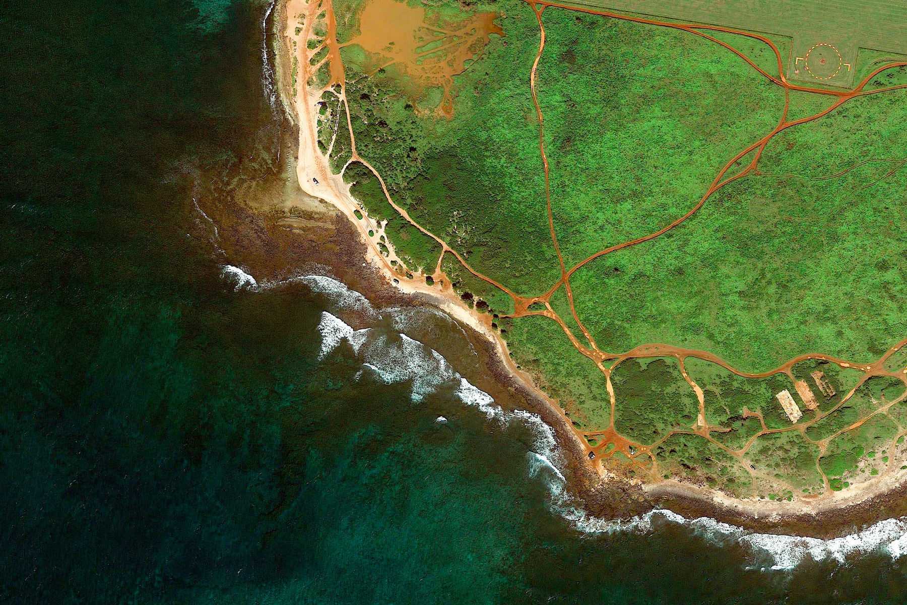 Hanapepe United States Earth View From Google
