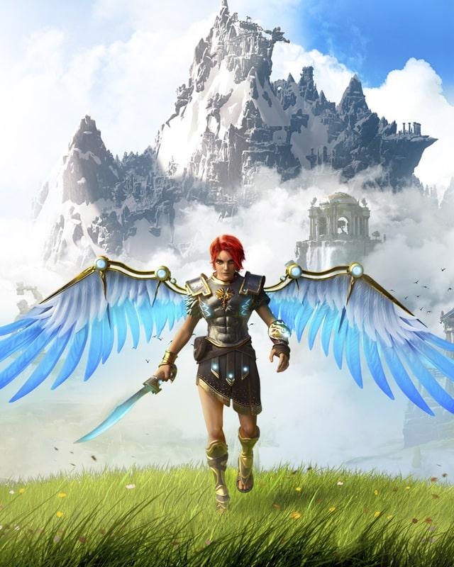 Key art for Immortals Fenyx Rising
