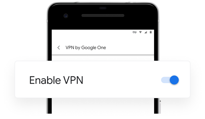 What is Google One VPN?