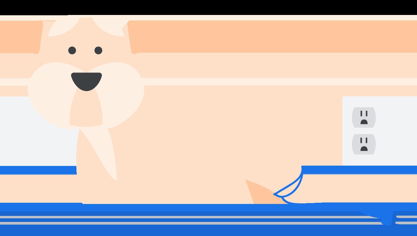 Error Dog
