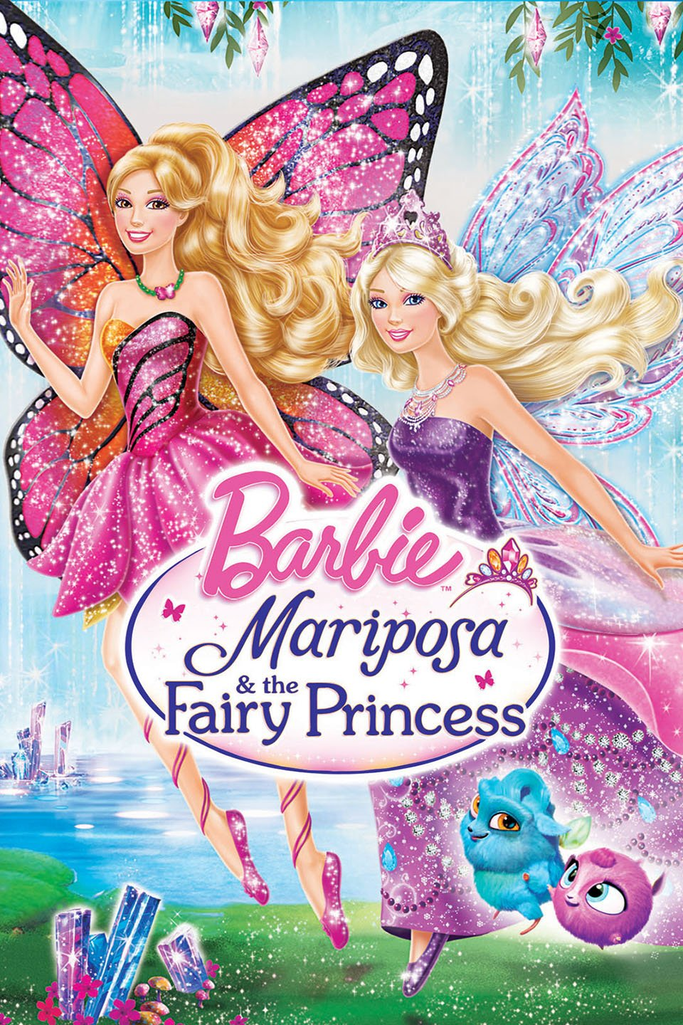 Barbie Mariposa and the Fairy Princess-Barbie Mariposa and the Fairy Princess