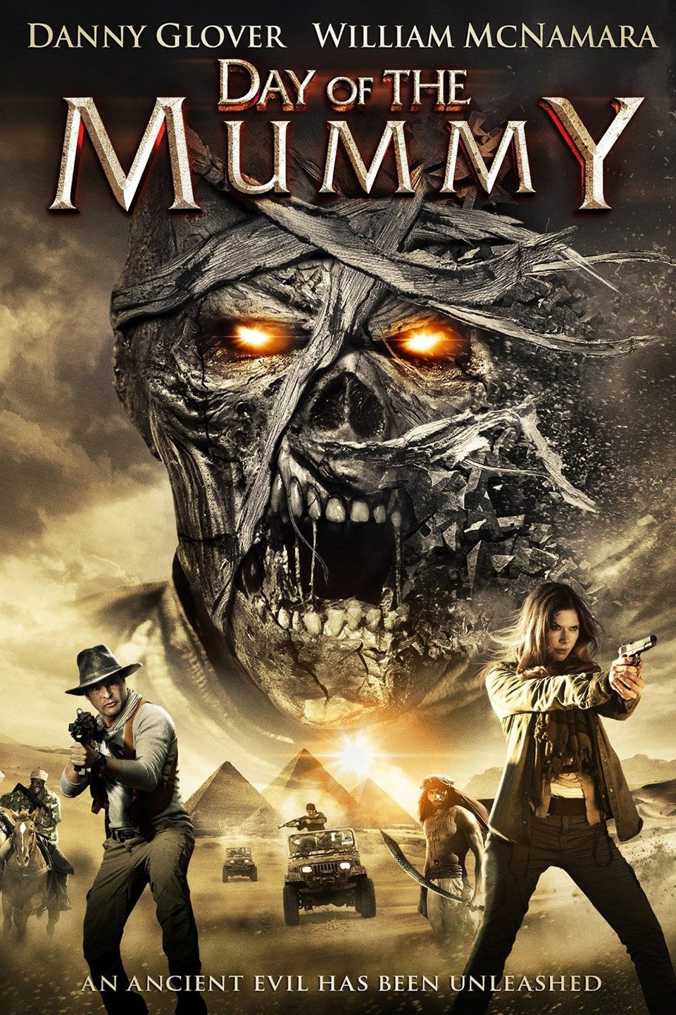 Day of the Mummy-Day of the Mummy