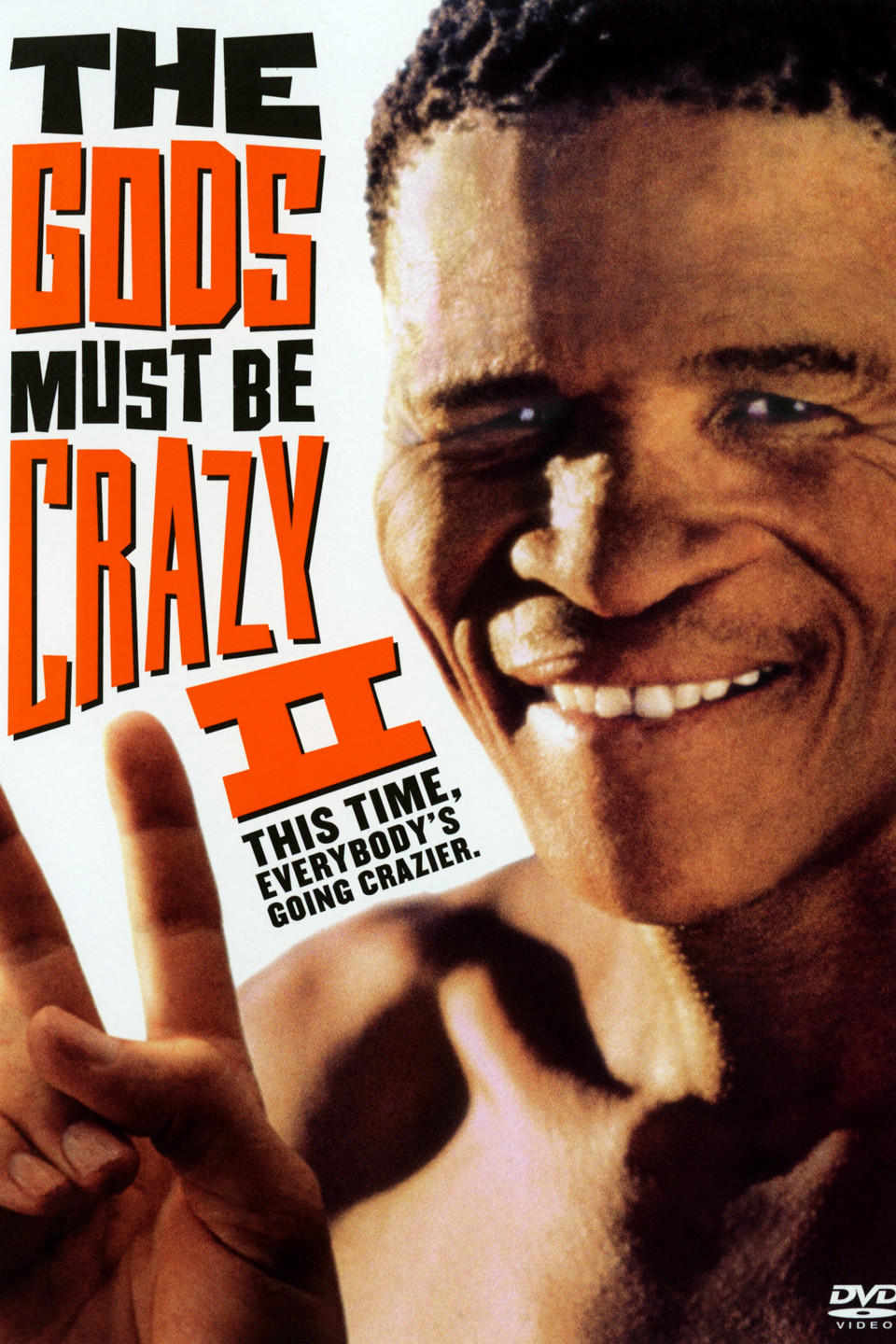 Image result for The Gods Must Be Crazy II