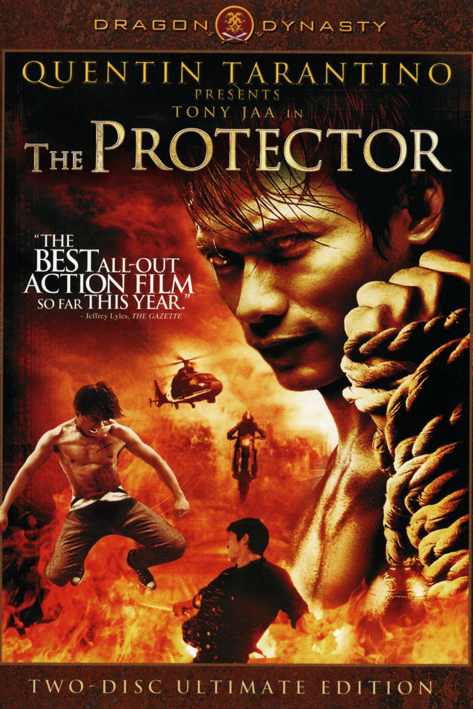 The Protector 2005 English Movie Download BluRay 480p 350MB And 720p 750MB