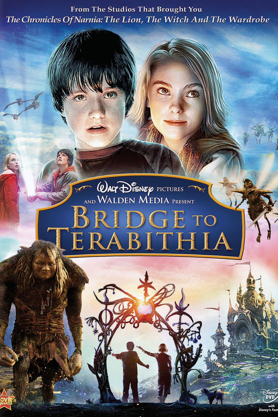 Bridge to Terabithia-Bridge to Terabithia