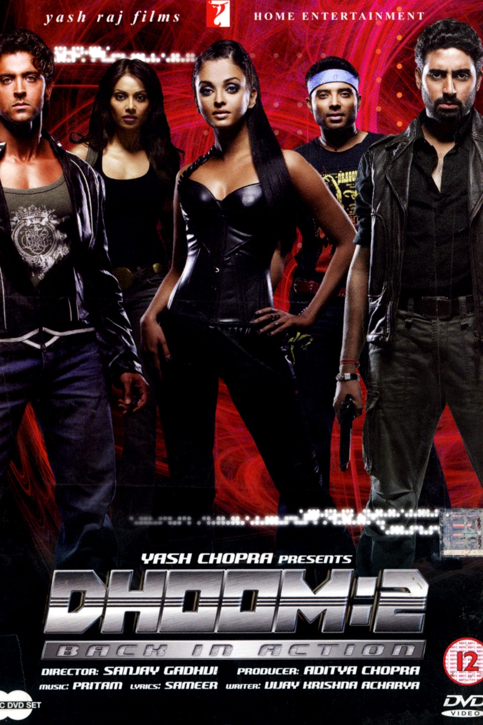 Dhoom 2 2006 Hindi Movie Free Download 720p BluRay