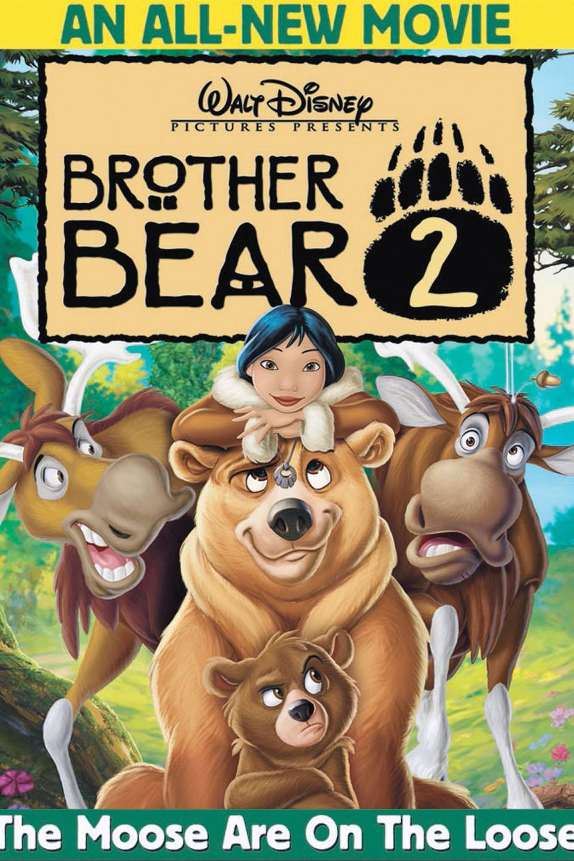 Brother Bear 2-Brother Bear 2