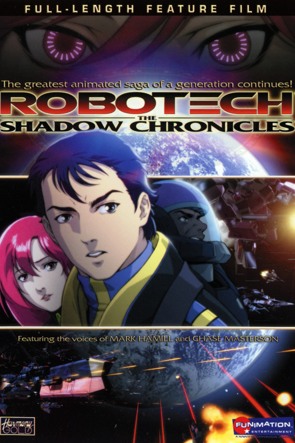 Robotech: The Shadow Chronicles-Robotech: The Shadow Chronicles