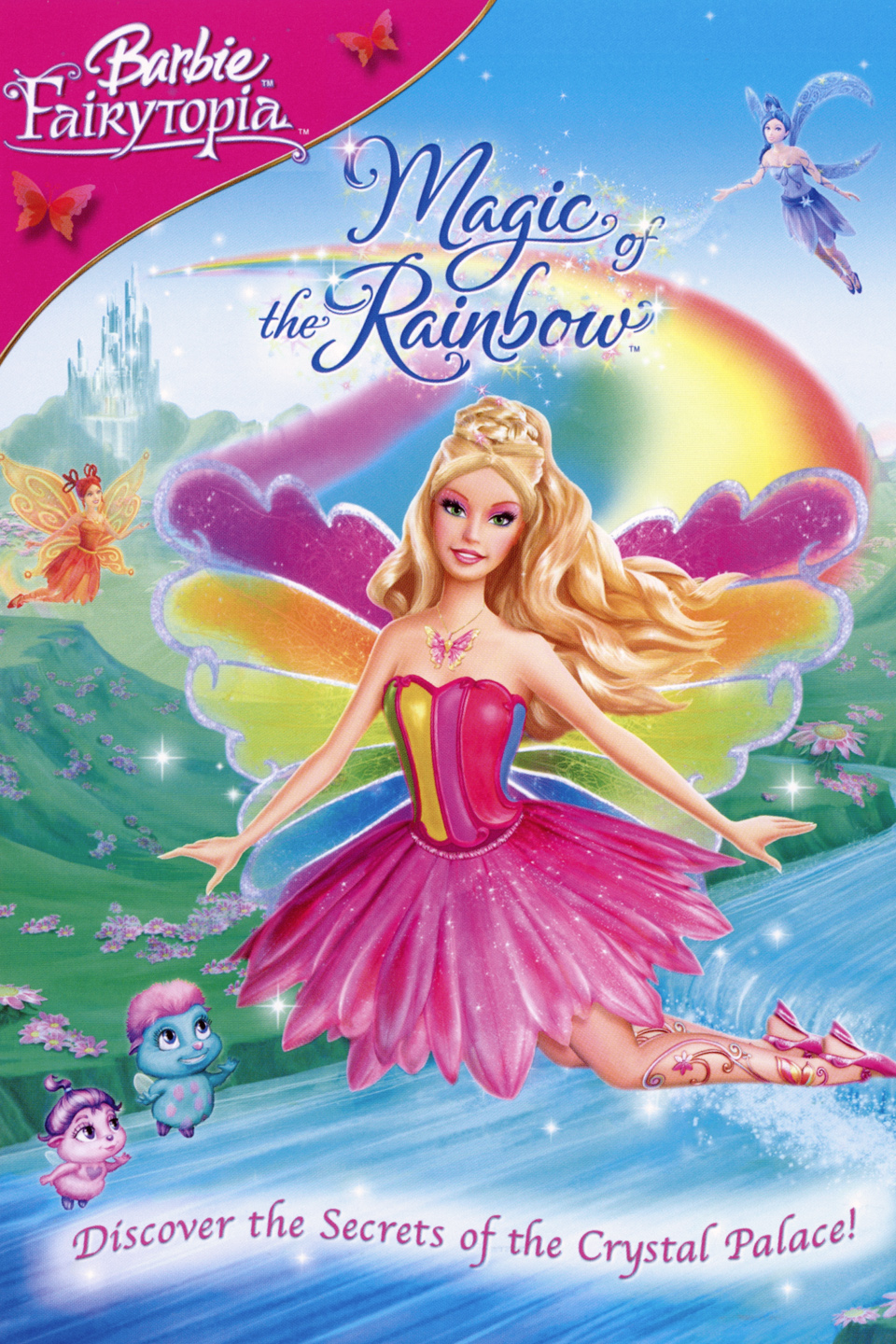 Barbie Fairytopia: Magic of the Rainbow-Barbie Fairytopia: Magic of the Rainbow