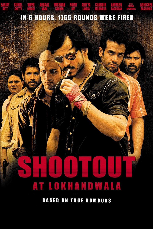 Shootout at Lokhandwala Hindi Movie Free Download 2007 720p BluRay