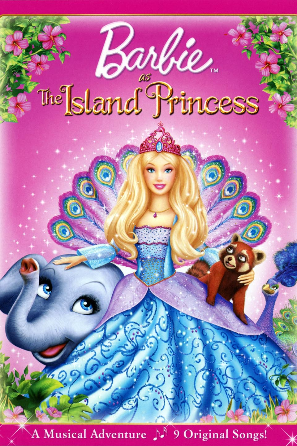 Barbie as the Island Princess-Barbie as the Island Princess