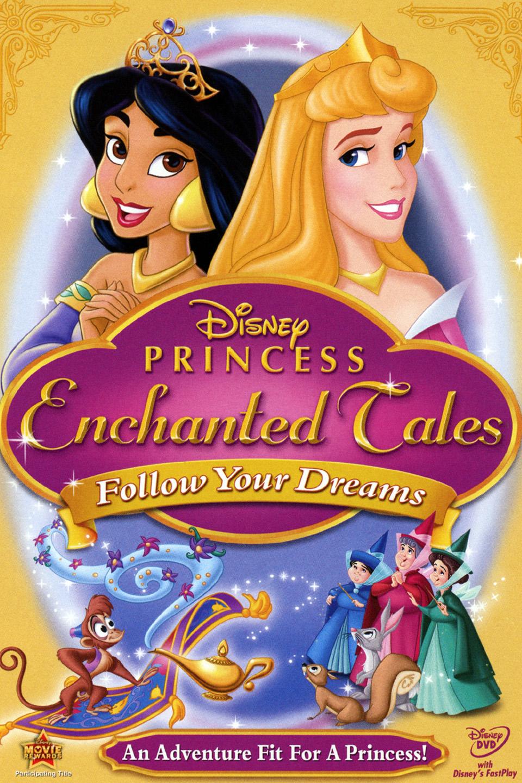 Disney Princess Enchanted Tales: Follow Your Dreams-Disney Princess Enchanted Tales: Follow Your Dreams