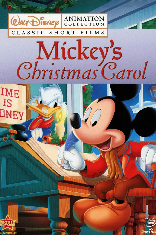 Mickey's Christmas Carol-Mickey's Christmas Carol