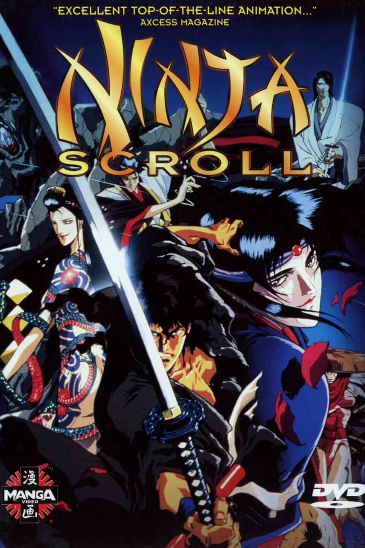 Ninja Scroll-Jûbê ninpûchô