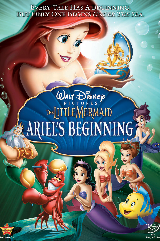 The Little Mermaid: Ariel's Beginning-The Little Mermaid: Ariel's Beginning