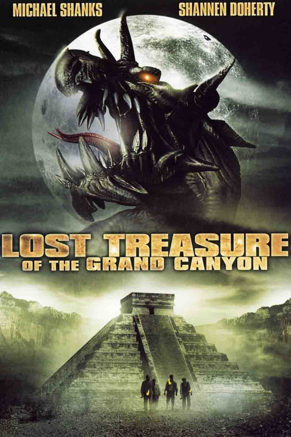 The Lost Treasure of the Grand Canyon-The Lost Treasure of the Grand Canyon