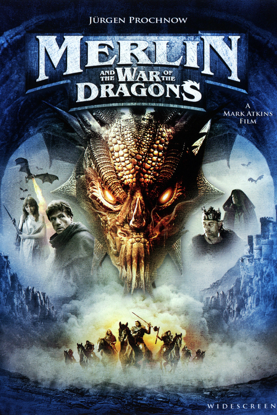 Merlin and the War of the Dragons-Merlin and the War of the Dragons
