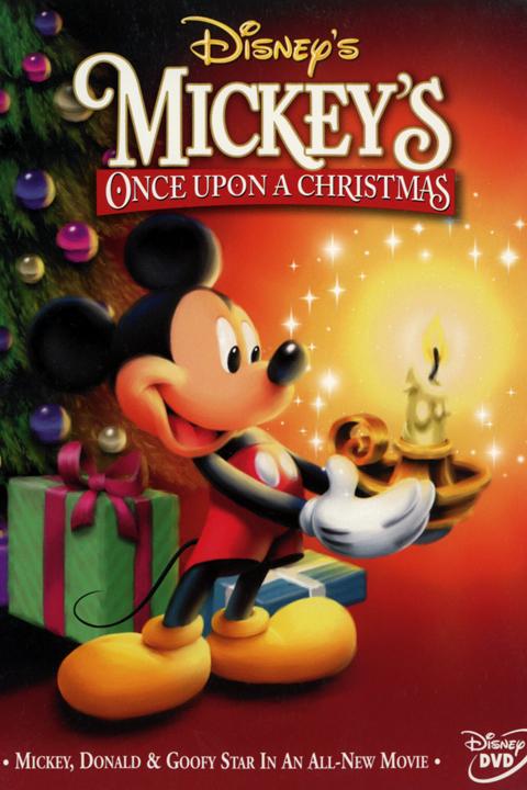 Mickey's Once Upon a Christmas-Mickey's Once Upon a Christmas