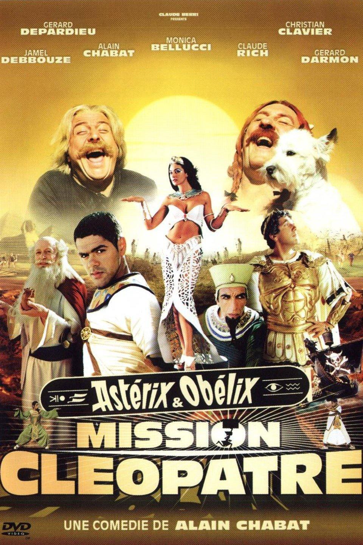 Asterix and Obelix Meet Cleopatra-Astérix & Obélix: Mission Cléopâtre