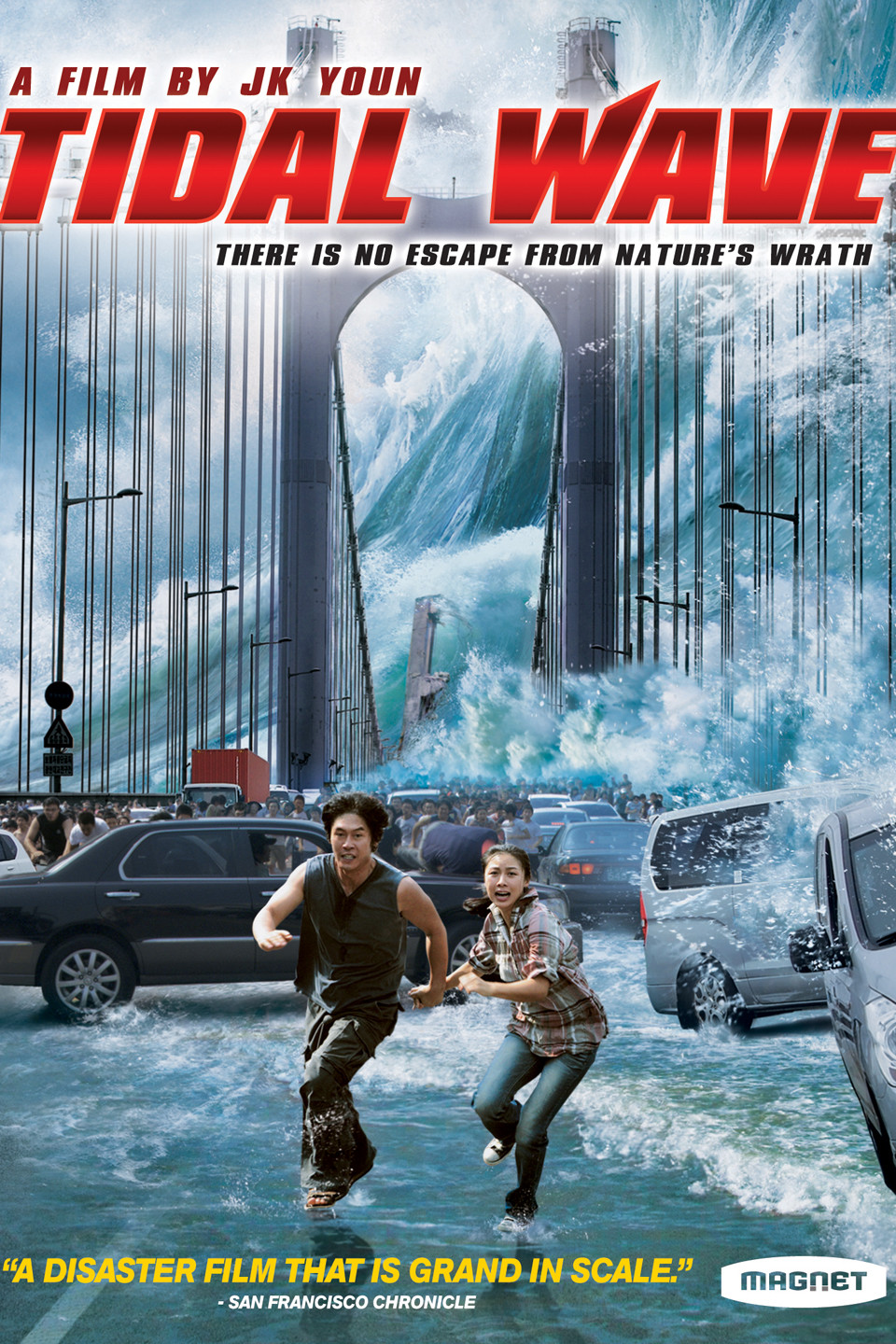 Tidal Wave 2009 Hindi Dual Audio Movie Download BluRay 350MB