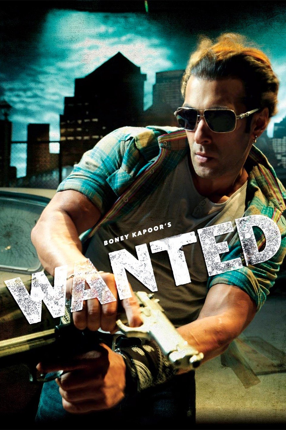 Wanted 2009 BRRip Hindi 720p x264 5.1 ESub