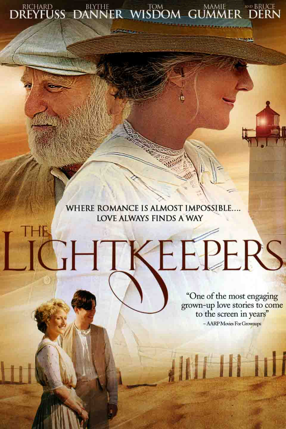 The Lightkeepers-The Lightkeepers